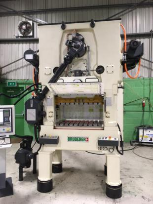 Bruderer BSTA 500-95B press, 23772