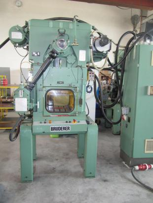 Bruderer BSTA 200-41B press, 23588