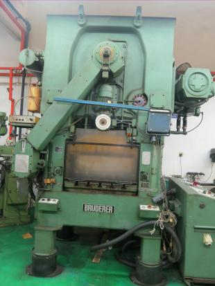Bruderer BSTA 80H press, 23926