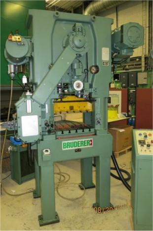 Bruderer BSTA 25H press, 23446